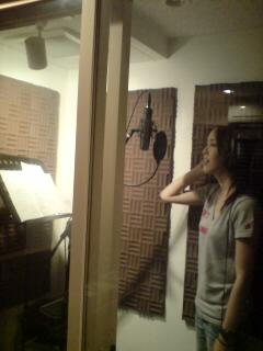 K-na レコーディング!